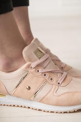 Sneakers - Lena rosa