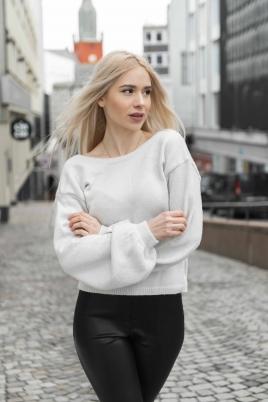 Genser - Nina grå