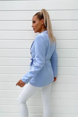 Blazer - Hannah lysblå