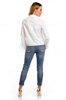 Skjorte - Lotta hvit