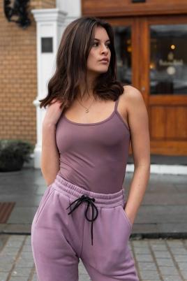 Topp- North Exclusive Comfy Kim Lilla