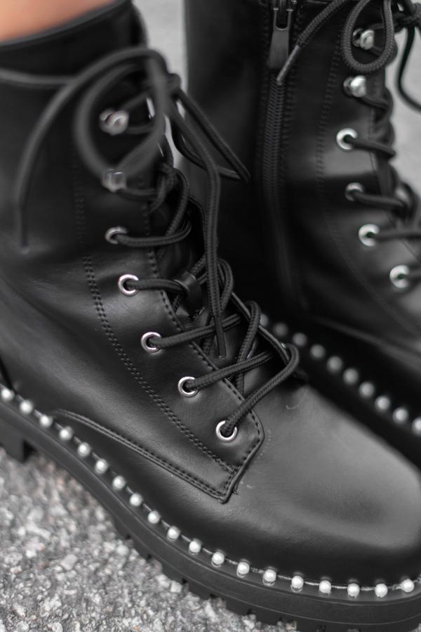 Boots - Jenna svart