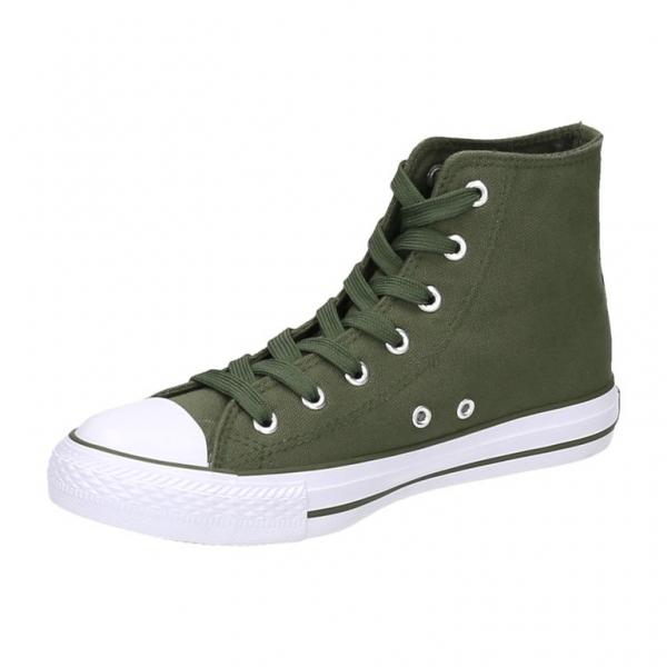 Sneakers - Cecilia grønn