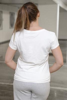 Hummel - HMLPERLA t-skjorte s/s hvit