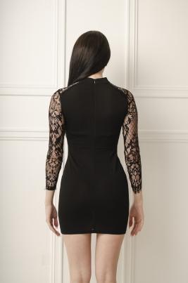 Kjole - Albine svart