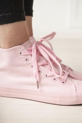 Sneakers - Kurby rosa