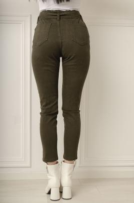 Jeans - Anine grønn