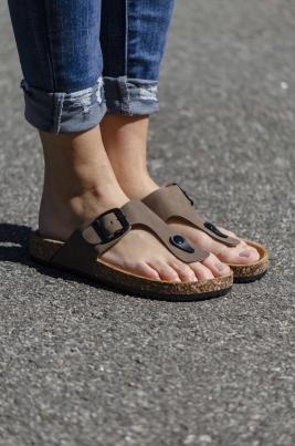 Sandaler - Violet khaki