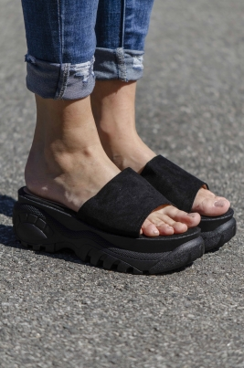 Sandaler - Athena svart