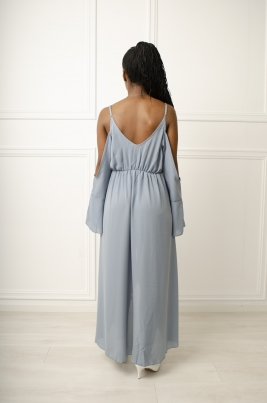 Kjole - Florence blå