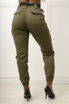 Jeans - Tony grønn