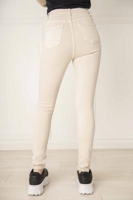 Jeans - Melissa beige