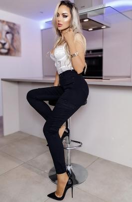 Bukse - Alexa svart