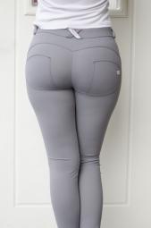 528990e5 as bukse freddy wr up® skinny grey mid waist rise in d i w o® pro beauty  effect. MOTEHUS