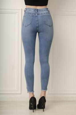 Jeans - Lianna blå