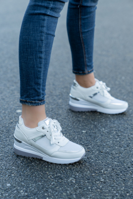 Sneakers - Ceci hvit
