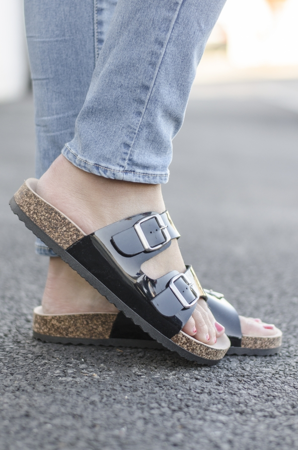 Sandaler - Miranda Svart