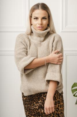 Genser - Camille beige