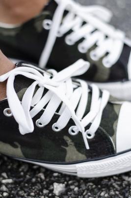 Sneakers - Tammy grønn