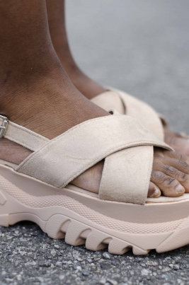 Sandaler - Nora beige
