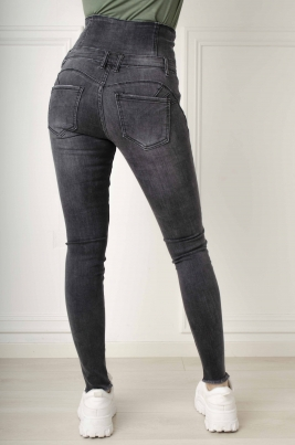 Jeans - Helena grå