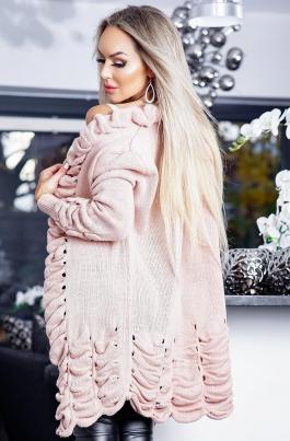 Cardigan - Britney rosa