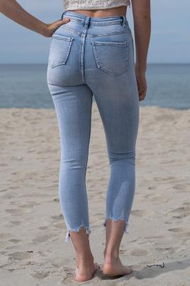 Jeans - Pernille blå