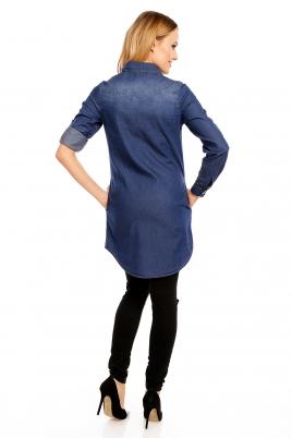 Skjorte - Alette mørkeblå