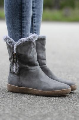 Boots - Camille grå