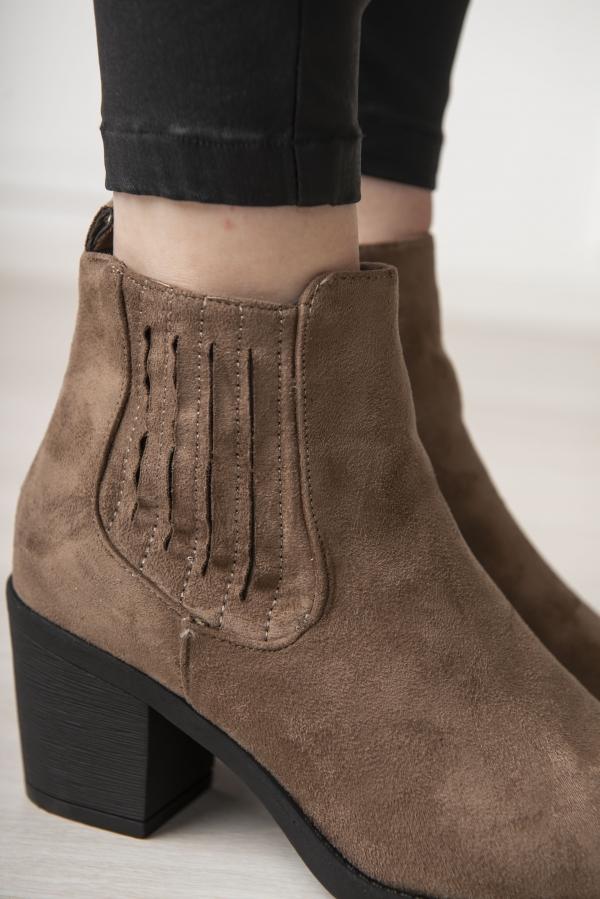 Boots - Maya khaki