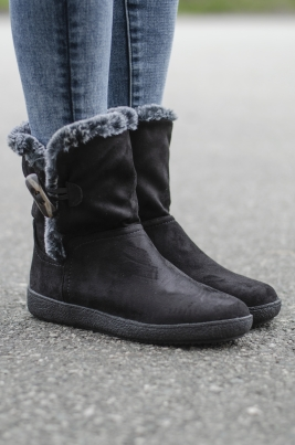 Boots - Camille svart