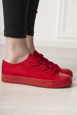 Sneakers - Tessa rød
