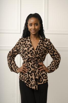 Skjorte - Hazel brun