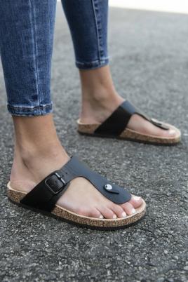 Sandaler - Sandra svart