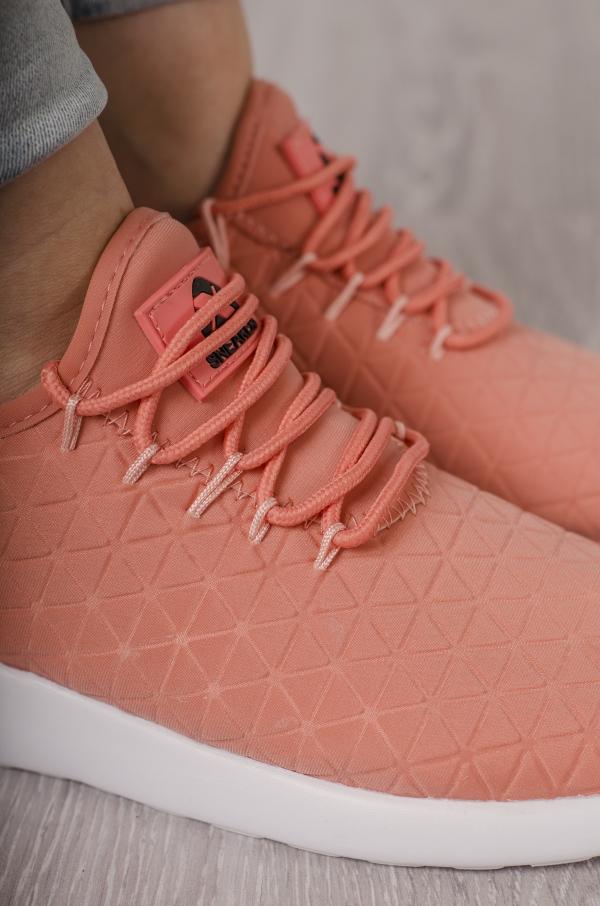 Sneakers - Mille Aprikos/Nude