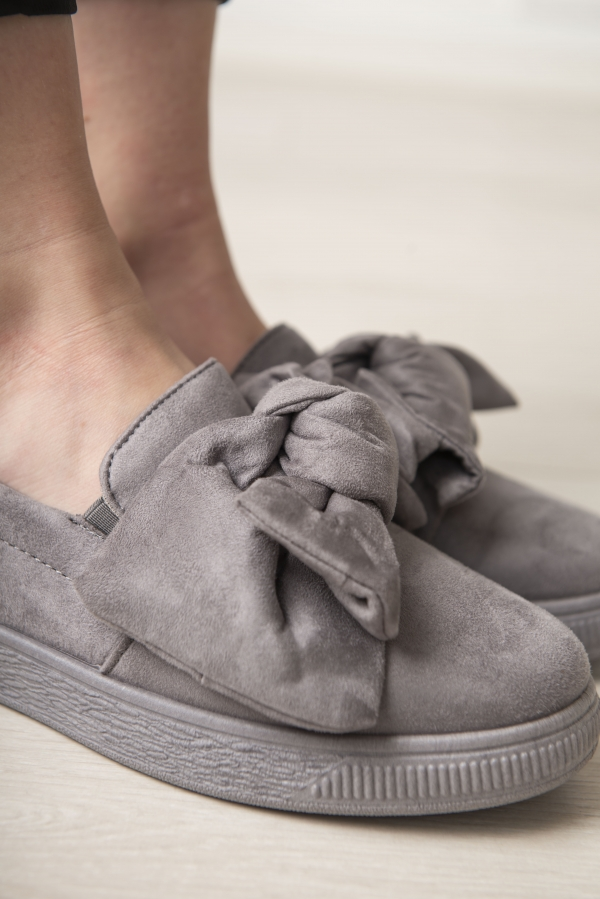 Ballerinasko - Michelle grå