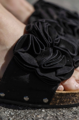 Sandaler - Brooklyn svart