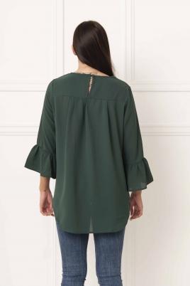 Bluse - Mari grønn