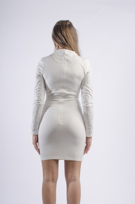 Kjole - North Exclusive Bodycon Hvit