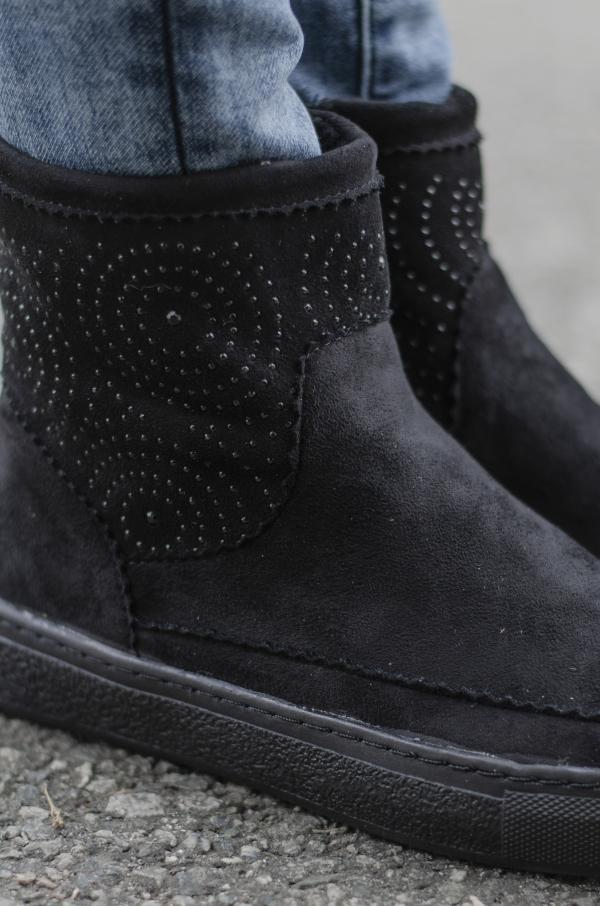 Boots - Kaja svart