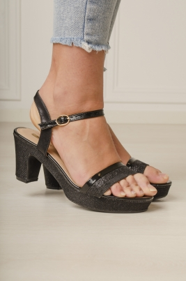 Pumps - Elly svart