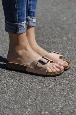 Sandaler - Synne rosa