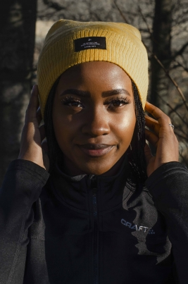 Craft - Urban knit Hat Gul