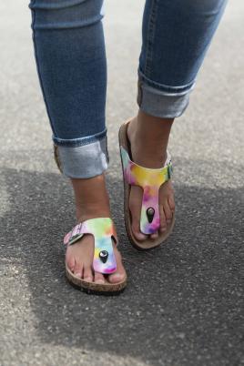 Sandaler - Tia rosa