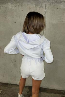 Overall - Ingrid hvit