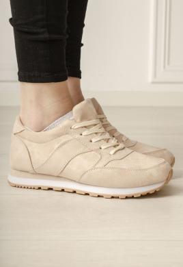 Sneakers - Ella beige
