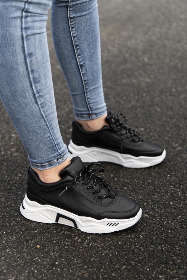 Sneakers - Ylva svart