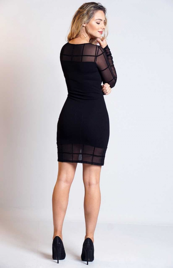 Kjole - Rita svart