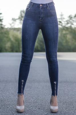 Jeans - Sally blå