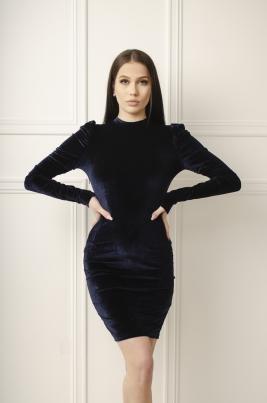 Kjole - Celicia blå